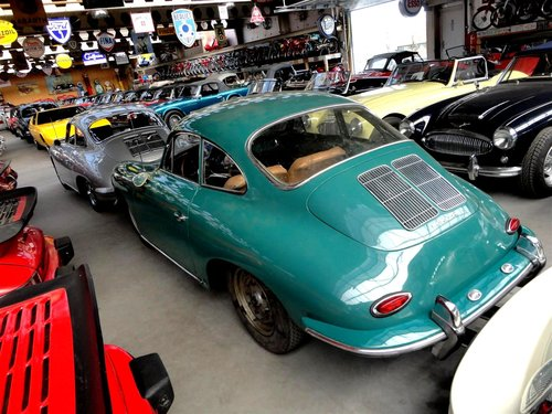 1963 Very nice original Porsche 356  For Sale (picture 1 of 6)