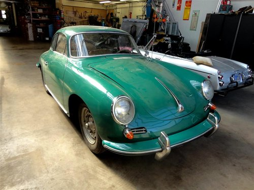 1963 Very nice original Porsche 356  For Sale (picture 2 of 6)