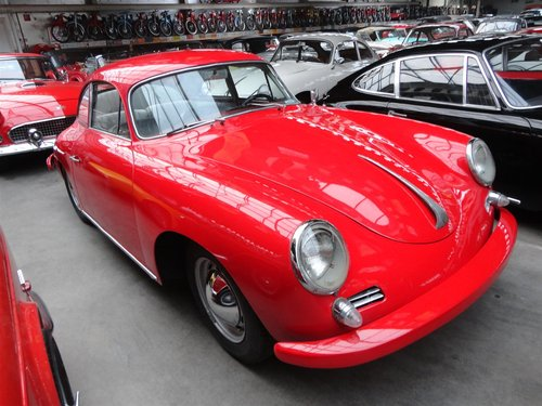 1963 Very nice original Porsche 356  For Sale (picture 5 of 6)