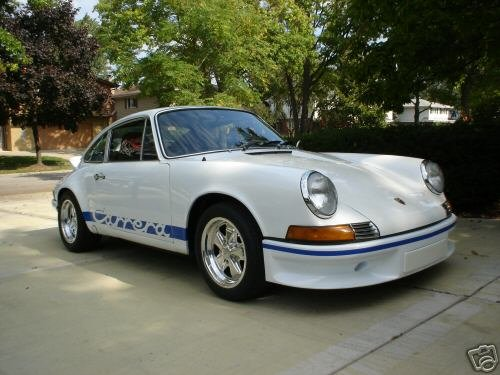 1970 Perfectly restored,original Porsche 911 T.  RS replica. For Sale (picture 1 of 6)