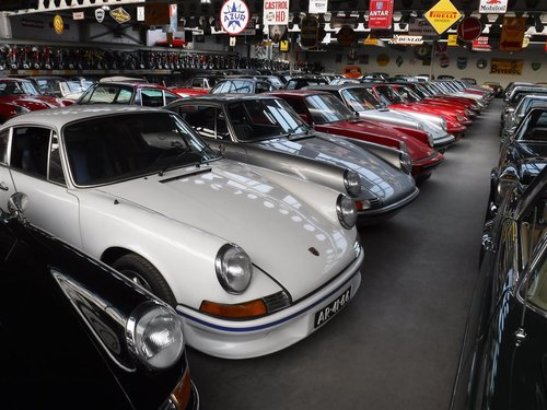 1970 Perfectly restored,original Porsche 911 T.  RS replica. For Sale (picture 5 of 6)