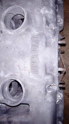 1970 Porsche 911 2.2E Engine block for sale For Sale (picture 5 of 6)