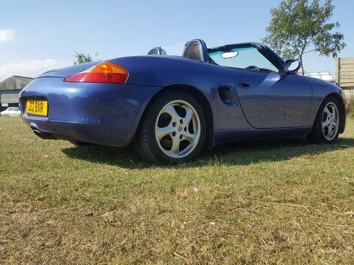 2000 Porsche Boxster 2.7 For Sale (picture 2 of 6)