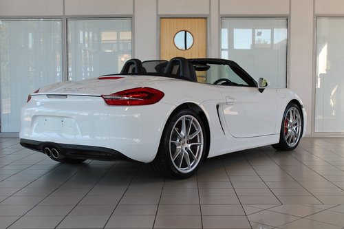 2012/62 Porsche Boxster (981) 3.4 'S' PDK SOLD (picture 2 of 6)