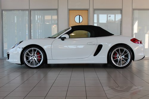 2012/62 Porsche Boxster (981) 3.4 'S' PDK SOLD (picture 3 of 6)
