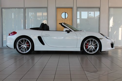 2012/62 Porsche Boxster (981) 3.4 'S' PDK SOLD (picture 4 of 6)