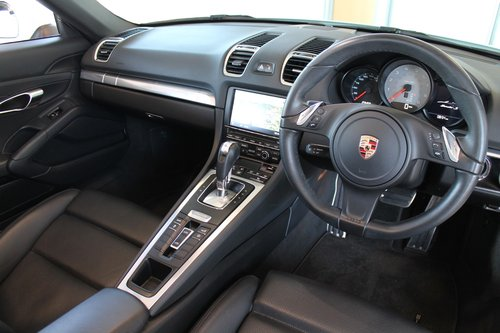2012/62 Porsche Boxster (981) 3.4 'S' PDK SOLD (picture 5 of 6)