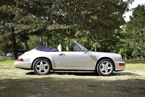 PORSCHE 964 C2 1990 with full inspection report For Sale (picture 2 of 6)