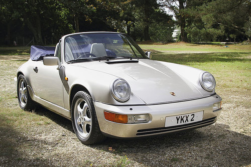 PORSCHE 964 C2 1990 with full inspection report For Sale (picture 6 of 6)