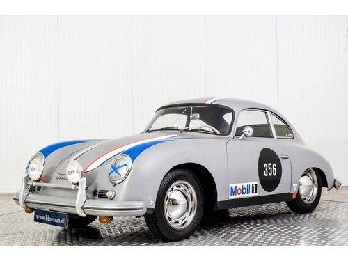 1957 Porsche 356 A 1600 Super For Sale (picture 1 of 6)