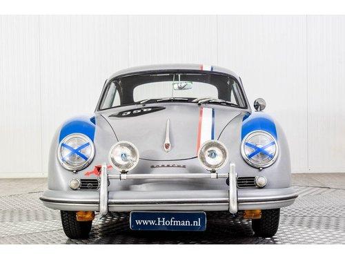 1957 Porsche 356 A 1600 Super For Sale (picture 3 of 6)