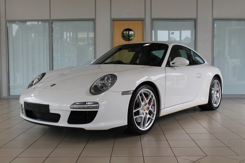 2009/09 Porsche 911 (997) Gen 2 3.8 C2S Manual Coupe SOLD (picture 1 of 6)