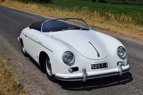 1956 Porsche 356 Pre-A Speedster For Sale (picture 3 of 6)