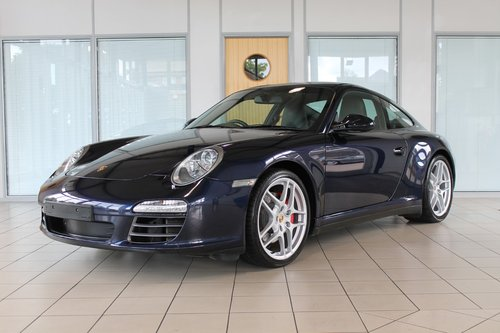 2008/58 Porsche 91 (997) 3.8 Gen 2 C4S PDK Coupe SOLD (picture 1 of 6)