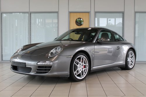 2008/58 Porsche 911 (997) 3.8 Gen 2 C4S PDK Coupe SOLD (picture 1 of 6)