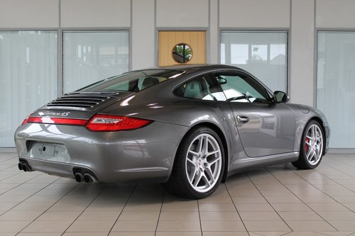 2008/58 Porsche 911 (997) 3.8 Gen 2 C4S PDK Coupe SOLD (picture 2 of 6)