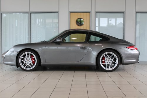 2008/58 Porsche 911 (997) 3.8 Gen 2 C4S PDK Coupe SOLD (picture 3 of 6)