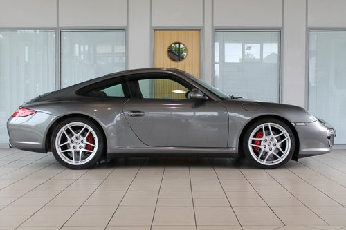 2008/58 Porsche 911 (997) 3.8 Gen 2 C4S PDK Coupe SOLD (picture 4 of 6)