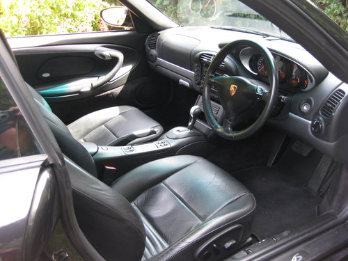 2005 Porsche 911 (996) Carrera 4s Coupe Just Had Major Service For Sale (picture 3 of 6)