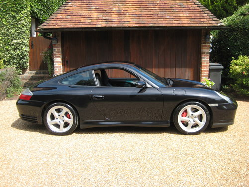 2005 Porsche 911 (996) Carrera 4s Coupe Just Had Major Service For Sale (picture 5 of 6)