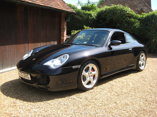 2005 Porsche 911 (996) Carrera 4s Coupe Just Had Major Service For Sale (picture 1 of 6)