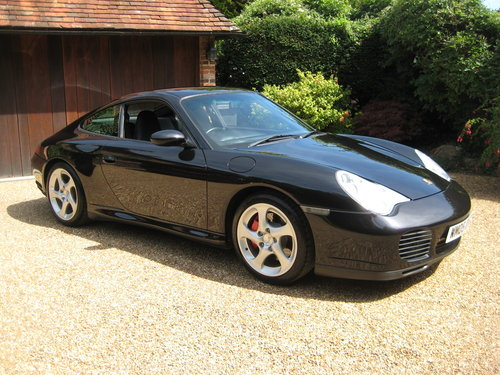 2005 Porsche 911 (996) Carrera 4s Coupe Just Had Major Service For Sale (picture 2 of 6)