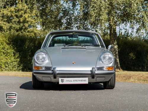 1972 Porsche 911 2.4E Targa For Sale (picture 3 of 6)