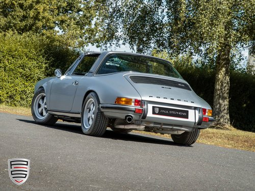 1972 Porsche 911 2.4E Targa For Sale (picture 4 of 6)