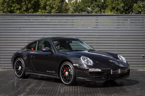 2011 PORSCHE 997 GTS COUPE MANUAL SOLD (picture 1 of 6)