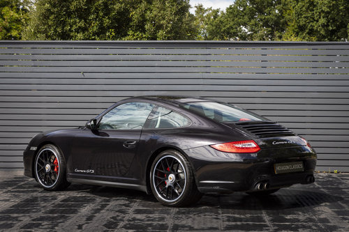 2011 PORSCHE 997 GTS COUPE MANUAL SOLD (picture 2 of 6)
