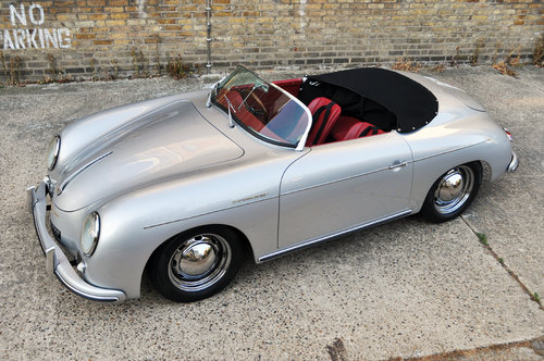 1968 Vintage Speedster Replica - THE VERY BEST For Sale (picture 2 of 6)