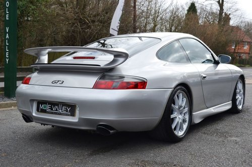 2000 Porsche 911 GT3   For Sale (picture 2 of 6)