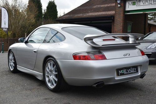 2000 Porsche 911 GT3   For Sale (picture 3 of 6)