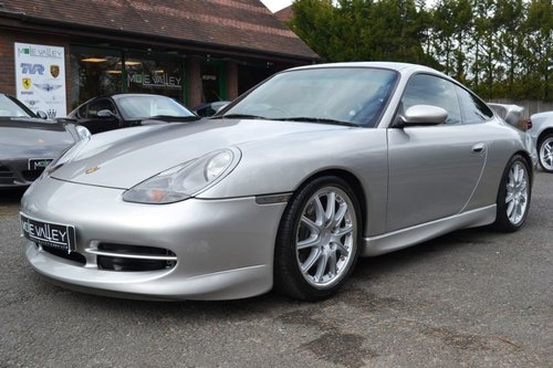 2000 Porsche 911 GT3   For Sale (picture 4 of 6)