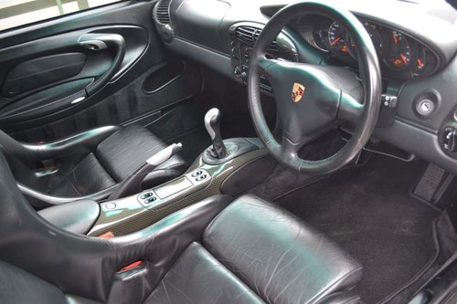 2000 Porsche 911 GT3   For Sale (picture 5 of 6)