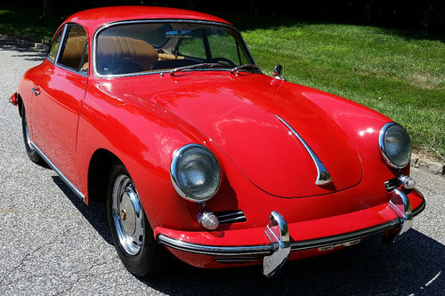 1965 Porsche 356C Coupe SOLD (picture 1 of 6)