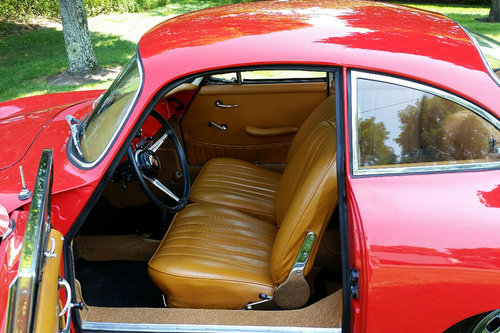 1965 Porsche 356C Coupe SOLD (picture 4 of 6)