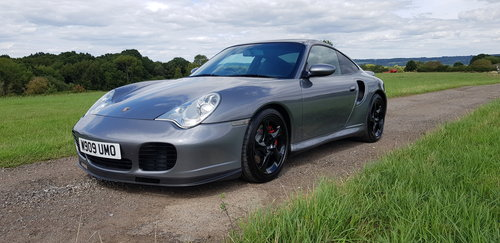 2000 Porsche 911 Turbo  - Manual 996Coupe -  20 Service Stamps  For Sale (picture 2 of 6)