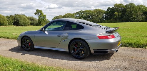 2000 Porsche 911 Turbo  - Manual 996Coupe -  20 Service Stamps  For Sale (picture 3 of 6)