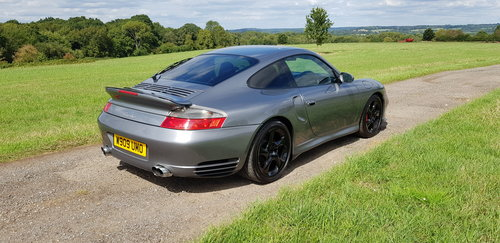 2000 Porsche 911 Turbo  - Manual 996Coupe -  20 Service Stamps  For Sale (picture 4 of 6)