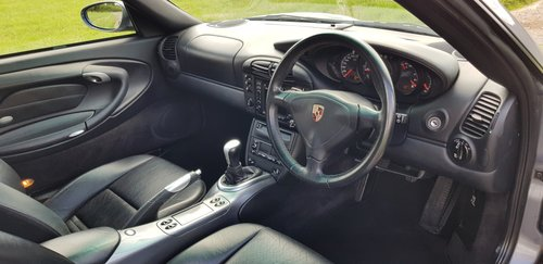 2000 Porsche 911 Turbo  - Manual 996Coupe -  20 Service Stamps  For Sale (picture 6 of 6)
