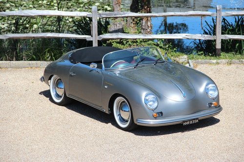 2018 Pilgrim 356 Speedster Recreation of the iconic Porsche 356 For Sale (picture 1 of 6)