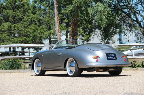 2018 Pilgrim 356 Speedster Recreation of the iconic Porsche 356 For Sale (picture 3 of 6)