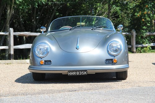 2018 Pilgrim 356 Speedster Recreation of the iconic Porsche 356 For Sale (picture 6 of 6)