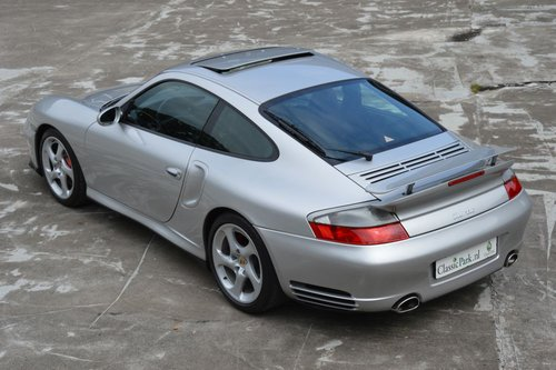 (981) Porsche 911/996 Turbo - 2000 For Sale (picture 2 of 6)