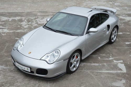 (981) Porsche 911/996 Turbo - 2000 For Sale (picture 3 of 6)