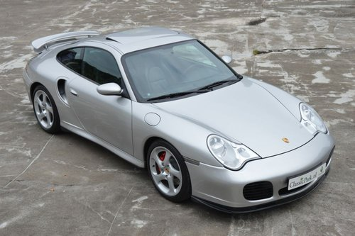 (981) Porsche 911/996 Turbo - 2000 For Sale (picture 6 of 6)