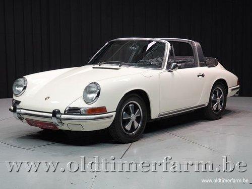 1967 Porsche 912 Targa Soft Window White '67 For Sale (picture 1 of 6)