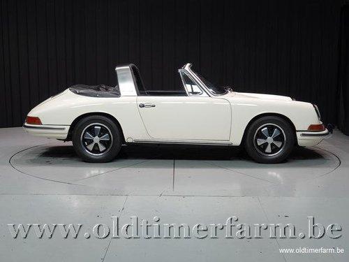 1967 Porsche 912 Targa Soft Window White '67 For Sale (picture 3 of 6)