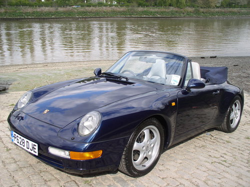 1997 Porsche 911 (993) Carrera 2 (Varioram) Cabriolet  For Sale (picture 3 of 6)
